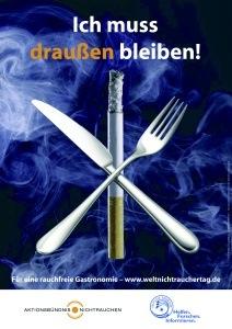 Das Gemüse, um Rauchen aufzugeben